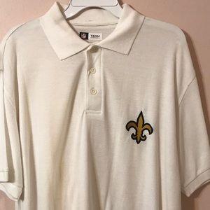 N. O. Saints polo